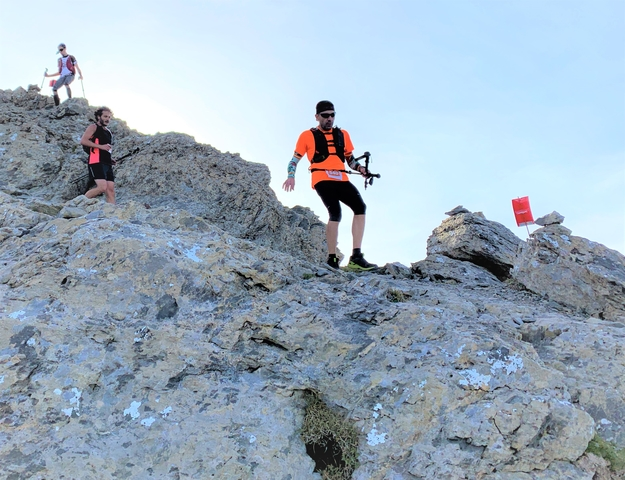 Technical Mountain running at Canfranc Canfranc 2019