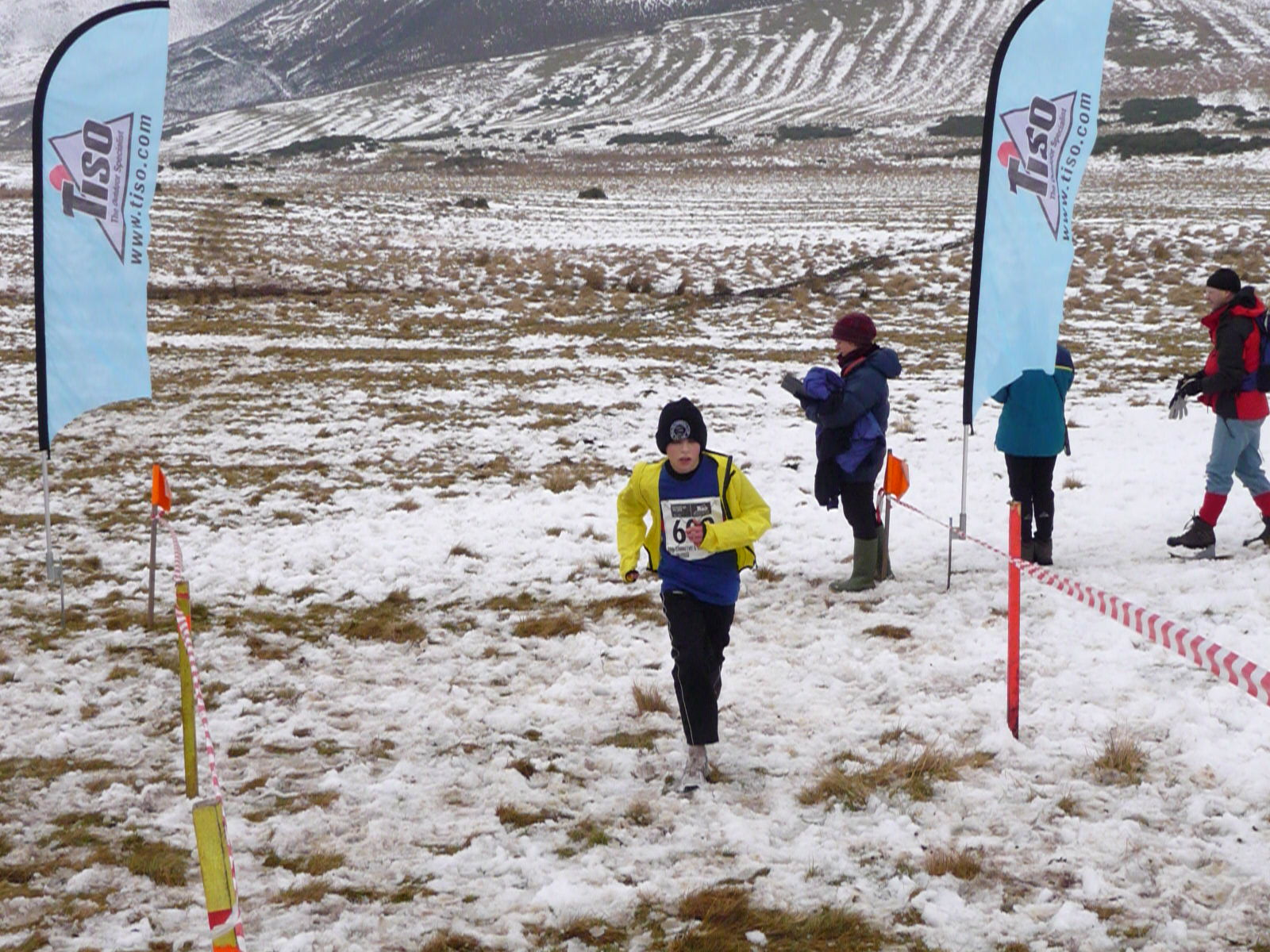 Scald Law Junior Hill Race 2008